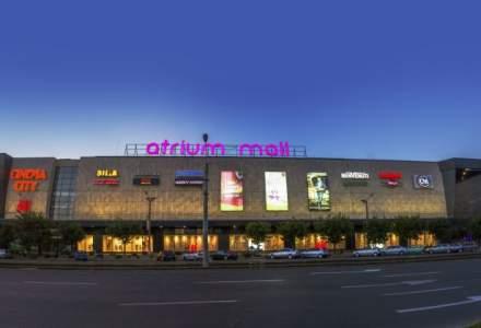 (P) Numarul persoanelor care fac cumparaturi in Atrium Mall, a crescut cu 14% fata de anul precedent