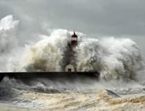 Un tsunami a lovit coasta...