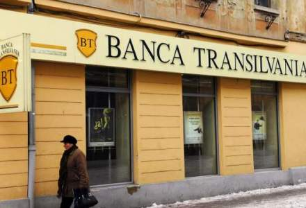 Banca Transilvania si-a dublat profitul net in primele noua luni, la 657 milioane lei