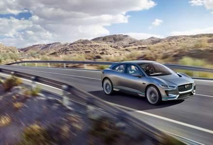 Jaguar va prezenta primul model electric al marcii in 2018