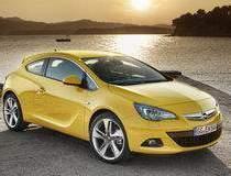 Opel prezinta Astra GTC in...