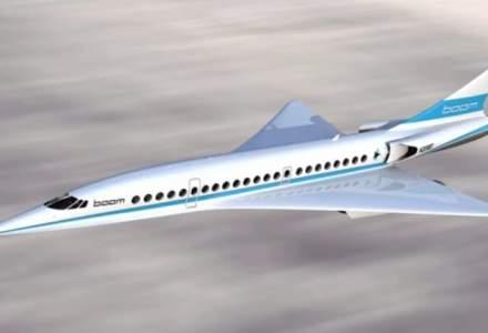 "Cum arata ""Baby Boom"", avionul supersonic de pasageri care ajunge in 3 ore din Europa in New York [VIDEO]"