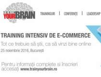 Training Intensiv de E-commerce
