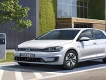 VW lanseaza e-Golf Facelift...