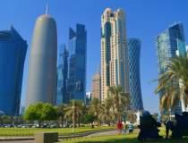 Vizita in Doha, orasul...
