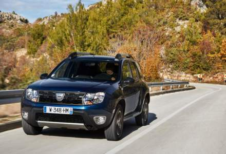 Dacia Duster cu transmisie automata EDC si Sandero facelift 1.0 SCe 75 CP, test drive pe coasta croata