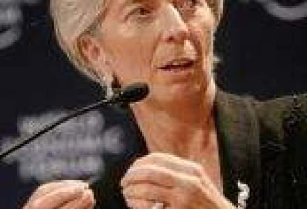 Daca ar fi sefa FMI, Christine Lagarde ar creste influenta Chinei la varful institutiei