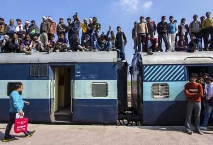 India: Cel putin 95 de morti si peste 150 de raniti intr-un accident feroviar