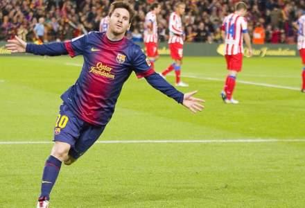 Manchester City, dispus sa ofere 200 mil. lire sterline pentru a-l achizitiona pe Lionel Messi