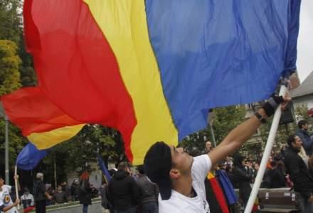 Moldovenii din Chisinau si din diaspora protesteaza fata de rezultatul alegerilor prezidentiale castigate de Igor Dodon