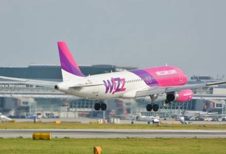 Wizz Air vinde zboruri mai ieftine cu 20%: iata unde poti calatori cu cateva zeci sau sute de lei