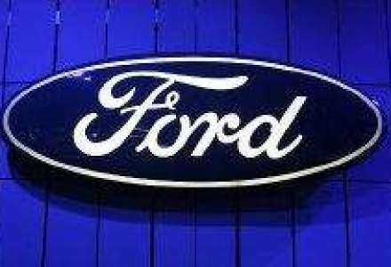 Ford vrea sa tripleze productia de vehicule electrice si hibride in 2 ani