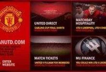 Manchester United ar putea fi vanduta