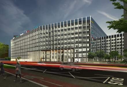 Ovidiu Sandor demareaza constructia unui nou proiect imobiliar in Timisoara: cum arata Isho Offices