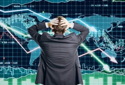 BCE: Exista riscul unei corectii abrupte a pietei financiare globale, din cauza incertitudinilor politice