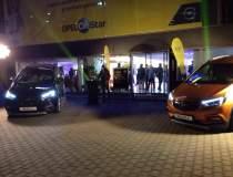 Opel a adus in Romania doua...