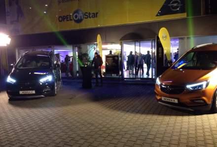 Opel a adus in Romania Mokka X si Zafira facelift