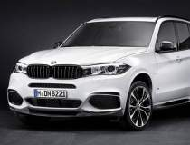 BMW X7 va fi oferit in doua...