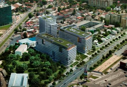 AFI incepe constructia proiectului de birouri AFI Tech Park de langa Marriott: ce planuri are dezvoltatorul imobiliar