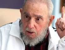 Fostul lider cubanez Fidel...
