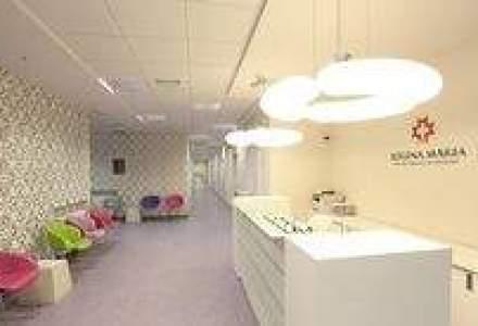 Reteaua Regina Maria deschide prima clinica dintr-un mall. Investitia - 1,7 mil. euro