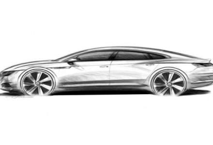 VW anunta Arteon, inlocuitorul CC