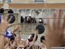 Grecia este paralizata: Greva...