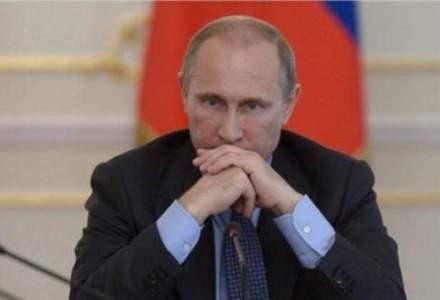 Putin da vina pe problemele interne pentru incetinea ritmului cresterii economice a Rusiei