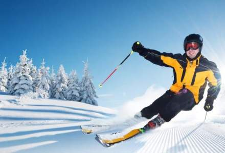 Azuga, prima statiune de pe Valea Prahovei unde se schiaza in acest sezon