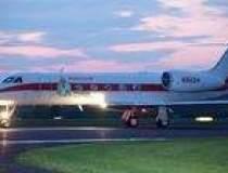 Primul zbor transatlantic...