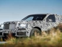 Primul SUV Rolls-Royce va...