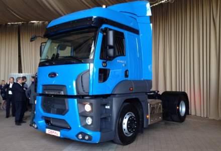 Ford Trucks a intrat pe piata din Romania cu tinte ambitioase