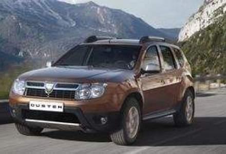 Renault va lansa anul viitor un model Duster pe piata indiana