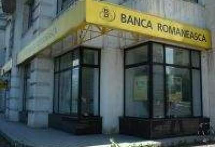 Banca Romaneasca plateste in avans dobanda la depozite