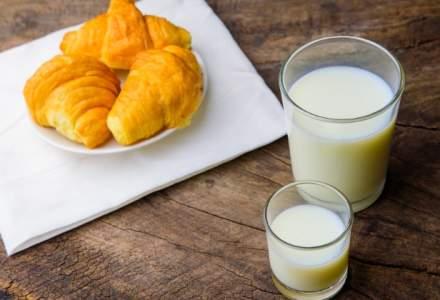 Amenzi de 2 mil. euro pentru cinci producatori de lactate pentru trucarea unor licitatii din Programul Cornul si Laptele
