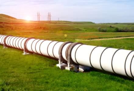 Interconectorul de gaz Romania-Bulgaria va functiona la capacitate maxima in 2019