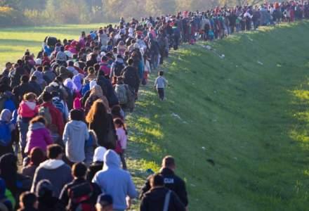 Peste jumatate dintre germani considera refugiatii si integrarea lor drept cea mai mare problema a Germaniei