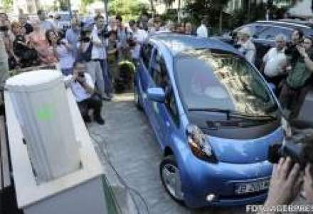 Cum arata prima statie de incarcare a masinilor electrice din Romania