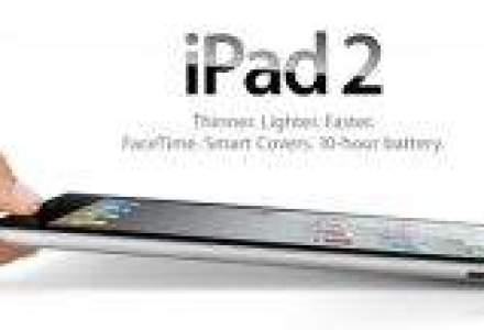 Apcom lanseaza maine iPad 2 in Romania. Vezi lista magazinelor de unde poti cumpara tableta