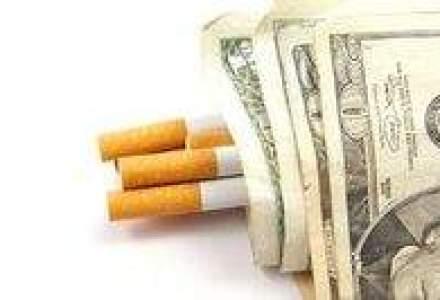 Contrabanda cu tigarete scade sub 12% din totalul pietei