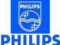 Actiunile Philips s-au...