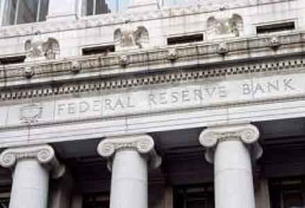 Fed reduce prognoza de crestere economica a SUA