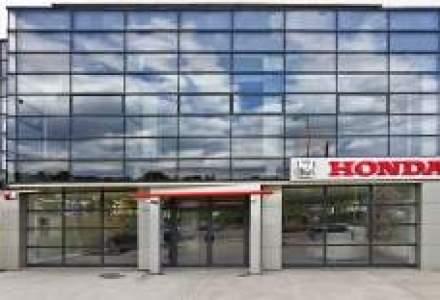 Honda a inaugurat un nou showroom la Iasi