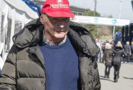 Niki Lauda: Managerii de succes NU trebuie sa se gandeasca la cat de buni sunt, ci la greselile pe care le fac