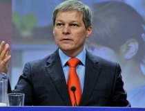 Premierul Dacian Ciolos a...