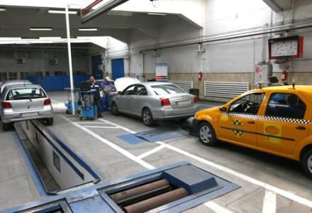 Sute de service-uri auto au fost inchise de RAR