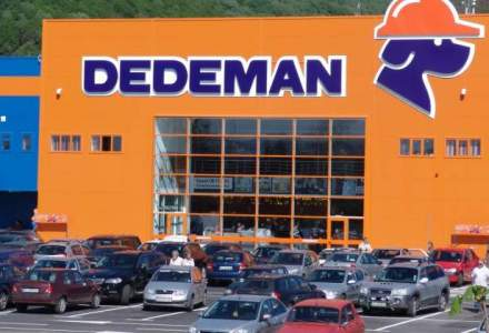 Dedeman incheie anul cu 45 de magazine, dupa ce va deschide al doilea spatiu comercial in Bacau, peste 9.000 de angajati si afaceri de peste 1 MLD. euro