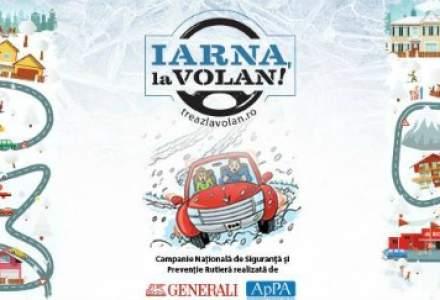 (P) Daunele auto in sezonul rece - o analiza Generali Romania