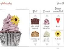 (P) Gateste online un cupcake...