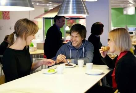 """IKEA deschide un """"centru de relaxare"""" in mijlocul Bucurestiului"""